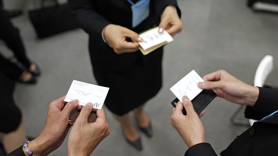 Japanese Business Etiquette Cultural Clash Hankka